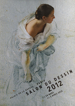 Salon du Dessin, Paris, 2012
