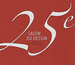 Salon du Dessin, Paris, 2016