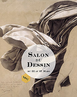 Salon du Dessin, Paris, 2017
