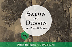 Salon du Dessin, Paris, 2020