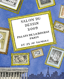 Salon du Dessin, Paris