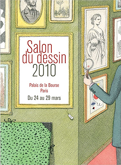 Salon du Dessin, Paris, 2010